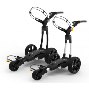 Powakaddy 2021 FX3 Electric Golf Trolley - 18-hole Lithium Battery