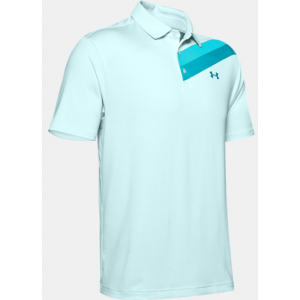 Under Armour Men's Playoff polo 2.0 - Rift Blue (462)