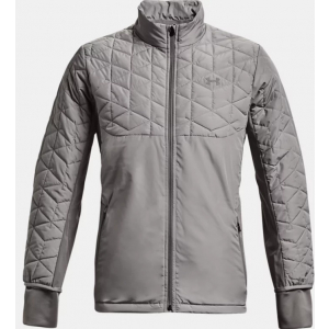 Under Armour ColdGear Reactor Hybrid Mens Golf Jacket - Grey (031)