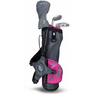 U.S Kids Golf UL39-s 3 Club Carry Set