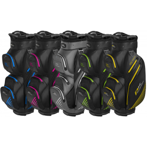 2020 PowaKaddy Dri-Tech Cart Bag -  Five