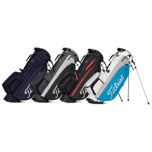 Titleist Players 4 Plus Carry Bag