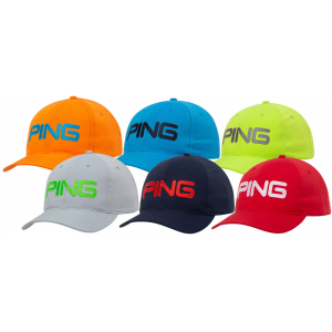 PING Lite Bright Golf Cap - Group