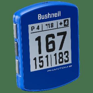 Bushnell Phantom 2 Golf GPS Device - Blue