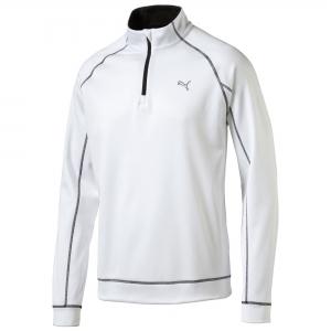 Puma Golf Fleece 1/4 Zip Popover 57047