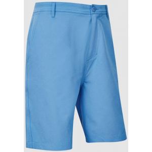 FootJoy Broken Stripe Woven Men's Golf Shorts - Lagoon Blue