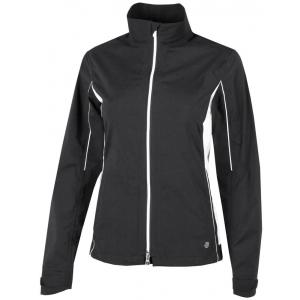 Galvin Green Aila Waterproof Ladies Jacket - Black/White