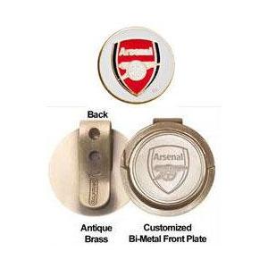 Premier Licensing Arsenal FC Visor Clip