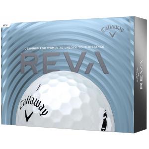 Callaway Ladies REVA Golf Balls - Pearl