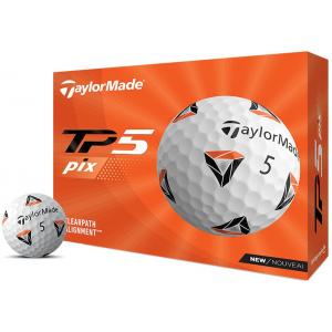 TaylormadeTP5 pix Golf Balls