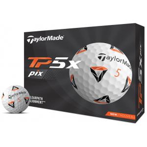 Taylormade TP5x pix 2021 Golf Balls