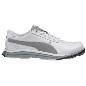 Puma BioDrive Leather Golf Shoe - white