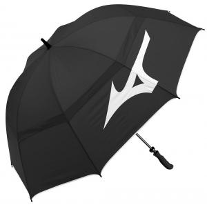 Mizuno Tour Twin Canopy Umbrella - Black