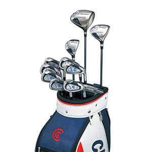 Cleveland Golf Complete 11 Piece Package Set