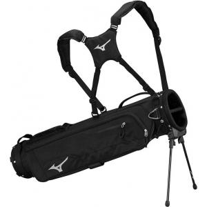 Mizuno BR-D2 Mini Stand Bag - Black