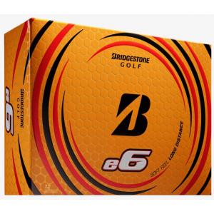 Bridgestone e6 Golf Balls - White