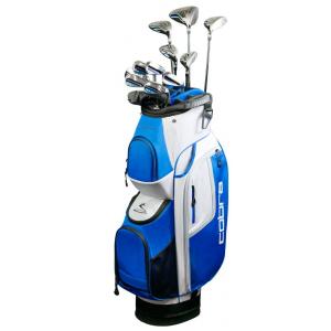 Cobra Fly XL Package Set - Steel Shaft Irons - Cart Bag