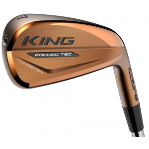 Cobra King Forged TEC Copper Irons