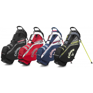 Callaway Hyper Dry 14 Stand Bag - Group