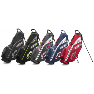 Callaway Hyper Dry C Double Strap Stand Bag - Group