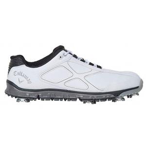Callaway X Series X Fer Pro Men's Golf Shoe White/Black 7.5 (M337)