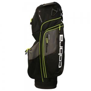 Cobra XL Cart Bag 2021 - Black/Yellow