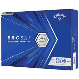 Callaway ERC Soft Triple Track Golf Balls 2021 - White