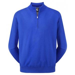 FootJoy Lambswool Lined 1/2 Zip Pullover #95388