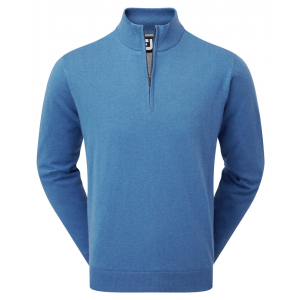FootJoy Lambswool Lined 1/2 Zip Pullover #95430
