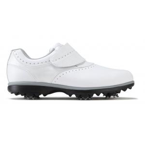 White Velcro #93915 - FootJoy eMerge Ladies Golf Shoes