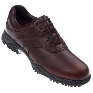 FootJoy Contour Mens Golf Shoe - 7UK Brown #54023