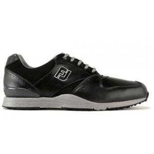 Black #54368 - Contour Casual Golf Shoes 2017