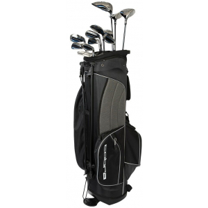 Cobra Fly XL Package Set - Steel Shaft Irons - Stand Bag