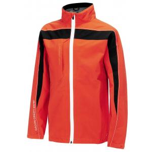 Galvin Green Reed GORE-TEX Paclite Junior Waterproof Jacket - Spicy Orange/Black
