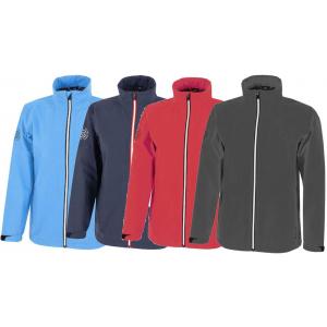 Galvin Green River Junior Golf Jacket In GORE-TEX Paclite - Blue/Black