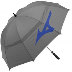 Mizuno Tour Twin Canopy Umbrella - Grey/Blue