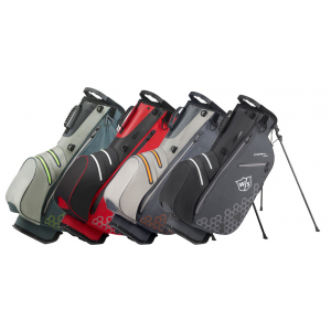 Wilson Dry Tech 2 Carry Bag  - Group