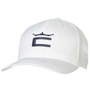 Cobra Tour Crown 110 Cap - White