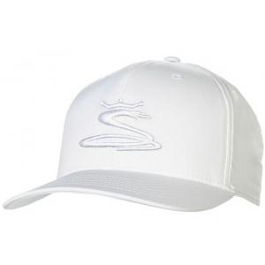 Cobra Tour Snake 110 Cap - White