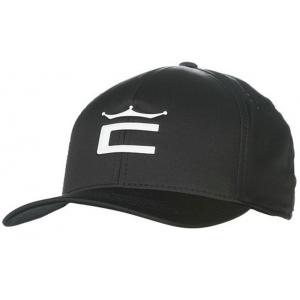 Cobra Tour Crown Snapback Cap - Black
