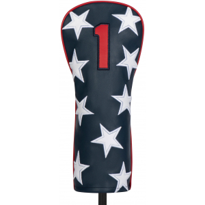 Titleist Leather Stars & Stripes Driver Headcover