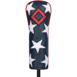 Titleist Leather Stars & Stripes Fairway Headcover