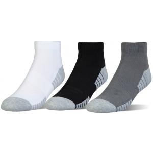 Under Armour HeatGear Tech Lo Cut Socks - Mixed Pack (040)