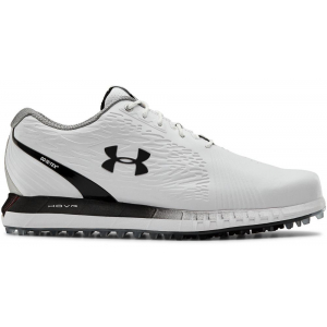 Under Armour HOVR Show SL GORE-TEX Wide Fit Golf Shoe - White (100)