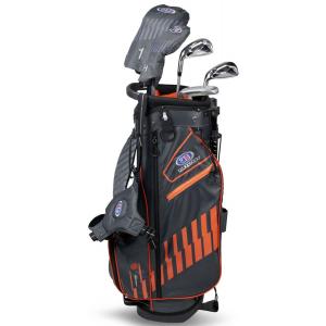 U.S Kids Left Handed UL51-S 5 Club Stand Bag Set