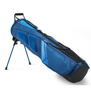 Callaway Carry+ Double Strap Stand Bag-Navy/Royal