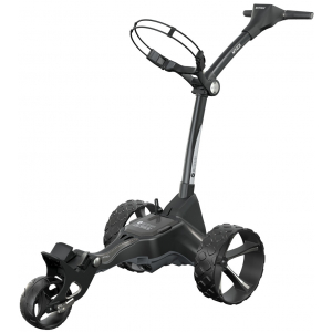 Motocaddy M-Tech GPS Electric Trolley 2021 - Ultra Lithium Battery 36 hole + Free Accessory Station & Umbrella Holder