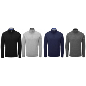 Oscar Jacobson Anders Lined Sweater - Group