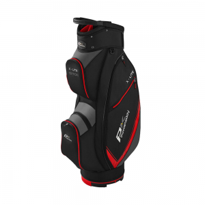 PowaKaddy X-Lite Bag - Black / Red / Titanium
