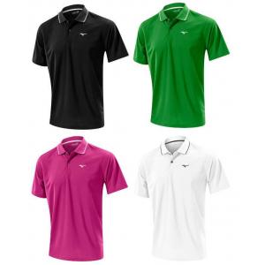 Mizuno Performance Pique Mens Golf Polo Shirt